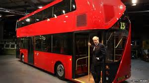 Boris Confesses That He Makes Buses Pictures In His Spare Time