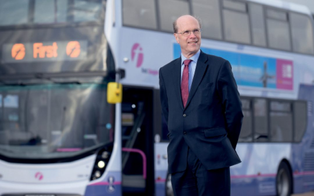 UK Bus Industry At The Crossroads; The Good Bit-Giles Fearnley