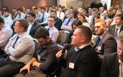 Young Bus Managers Network; Great Stuff
