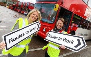 Meeting The Graduates From National Express….Great Fun