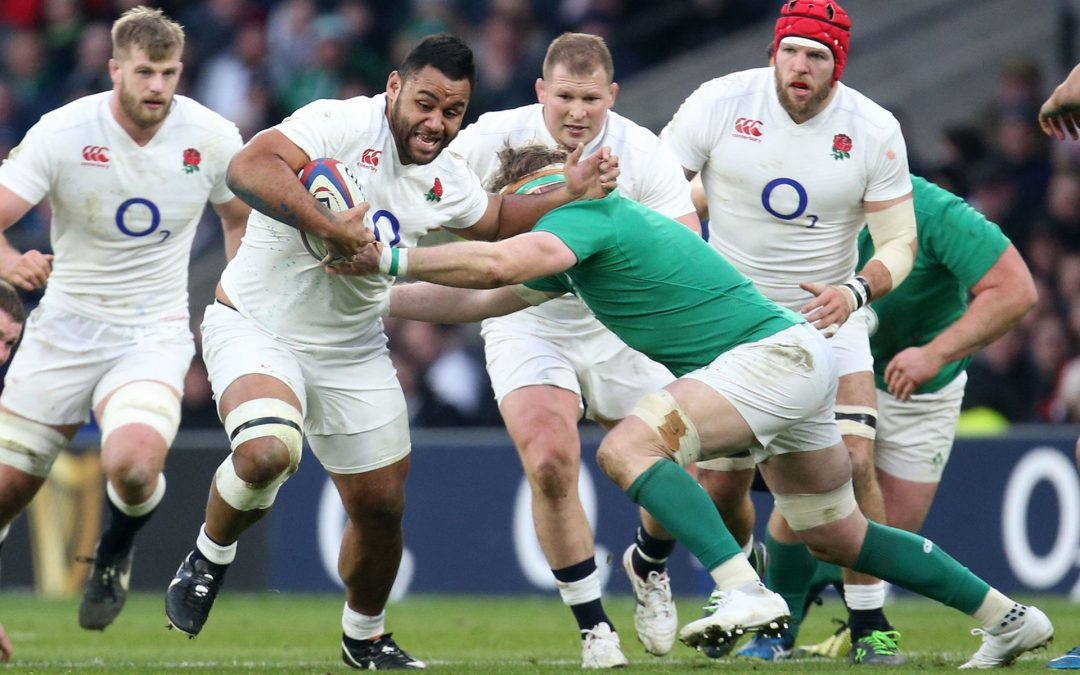Rugby World Cup; Swing Low Sweet Chariot…