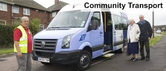 Community Transport; Under Real Threat