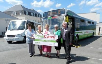 Buses In Wales…..A Real Success
