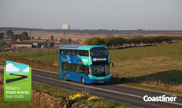 Britain's Most Scenic Bus Route……They Shoot Horses Don't They?