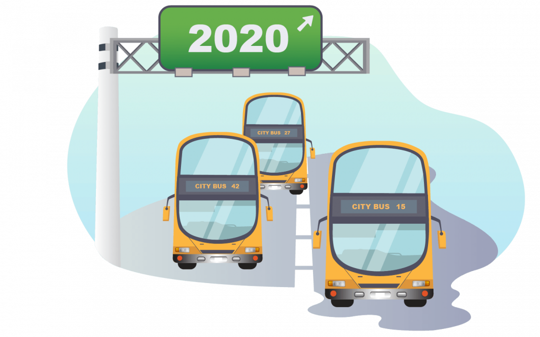 So Will 2020 Be The Year Of The Bus…..?