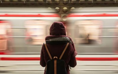 Using data to make public transport fairer to women