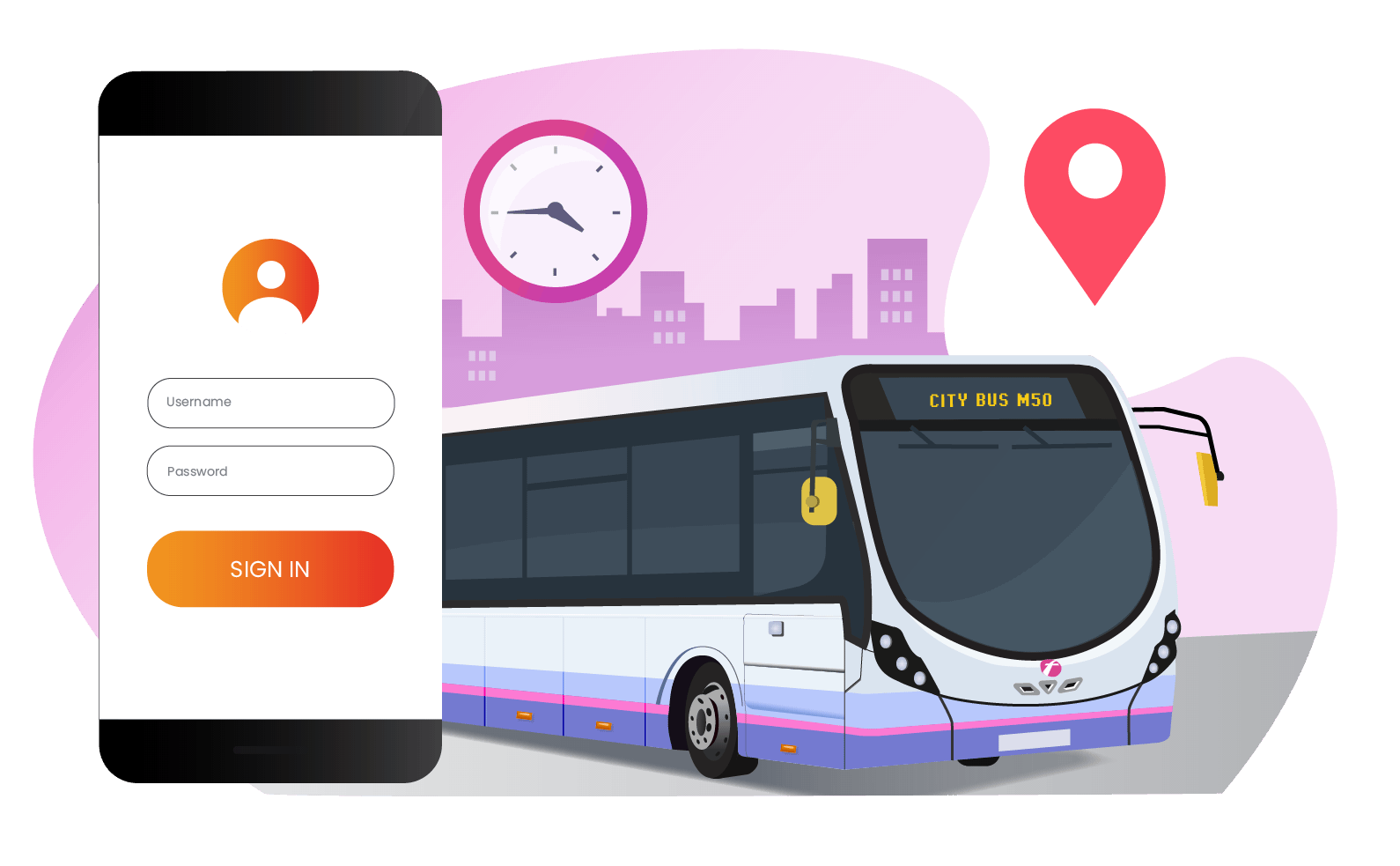 Remote-sign-on-for-first-bus-pichi