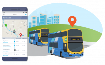 "NEW: ""Bus Locator"" Feature"