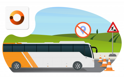 The problem of Driver information for Coach operators